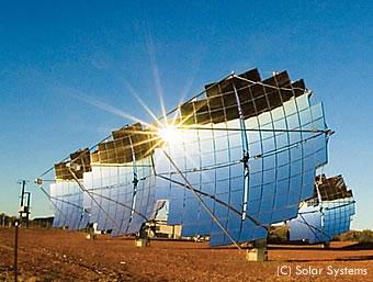 ビクトリア州に世界最大級の太陽光発電所を建設中のソーラーシステム社