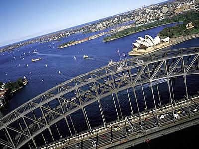 オーストラリア随一の都会・シドニー