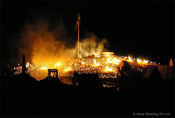 ユーレカ(ユーリカ)砦の反乱に見る、オーストラリアの民主主義の確立