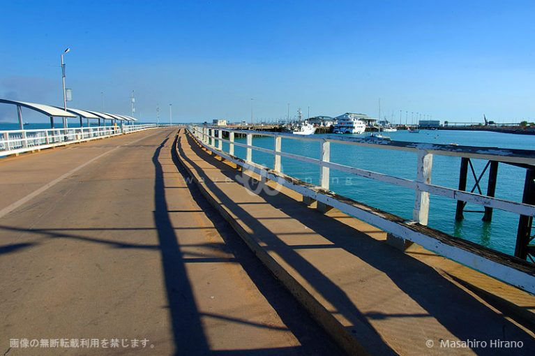 ダーウィン港(ポート・ダーウィン)